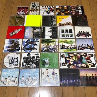 アラシ(嵐)の嵐 CD シングル(アイドルグッズ)