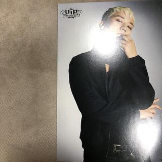 ビッグバン(BIGBANG)のBIGBANG ポストカード(アイドルグッズ)