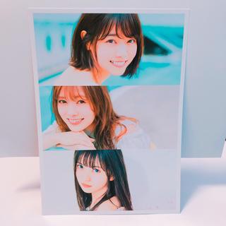 ノギザカフォーティーシックス(乃木坂46)のanan 乃木坂46 B5サイズポストカード(アイドルグッズ)