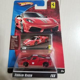 未開封 Hot Wheels Ferrari RACER FXX(ミニカー)