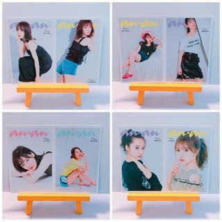 ノギザカフォーティーシックス(乃木坂46)の乃木坂46 anan ポストカード 13枚(アイドルグッズ)