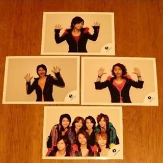 ジャニーズ(Johnny's)のキスマイ 北斗七星 写真(アイドルグッズ)