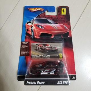 未開封 Hot Wheels Ferrari RACER 575 GTC(ミニカー)