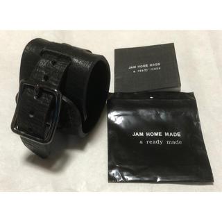 ジャムホームメイドアンドレディメイド(JAM HOME MADE & ready made)のジャムホームメイド  レザー ブレスレット JAM HOME MADE(ブレスレット)