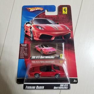 未開封 Hot Wheels Ferrari 308 GTS(ミニカー)