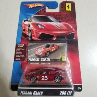未開封 Hot Wheels Ferrari RACER 250 LM(ミニカー)