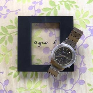 アニエスベー(agnes b.)のアニエス・ベー ㊳   腕時計・稼働品✨(腕時計)