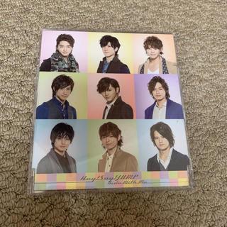 ヘイセイジャンプ(Hey! Say! JUMP)のRide With Me 初回プレス盤 CD(アイドルグッズ)