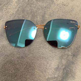 クエイアイウェアオーストラリア(Quay Eyeware Australia)のQUAY ミラーサングラス(サングラス/メガネ)