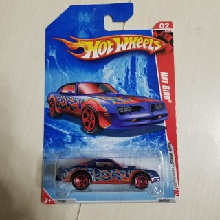 未開封 Hot Wheels HOT BIRD(ミニカー)