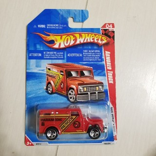 未開封 Hot Wheels ARMORED TRUCK(ミニカー)