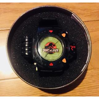 ジュラシックパーク 腕時計 USJ 限定モデル(キャラクターグッズ)