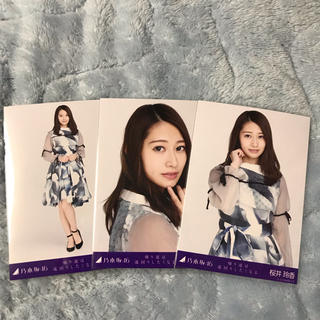 桜井玲香 生写真 コンプセット(アイドルグッズ)
