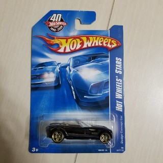 未開封 Hot Wheels Stars Dodge concept car(ミニカー)