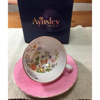 エインズレイ(Aynsley China)の新品未使用品  エインズレイ    カップ&ソーサー(食器)