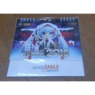 グッドスマイルカンパニー(GOOD SMILE COMPANY)のグッドスマイル初音ミク カレンダー(カレンダー)