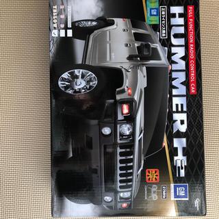 ハマー(HUMMER)のFULL FUNCTION RADIO CONTROL CAR HUMMERH2(キャラクターグッズ)
