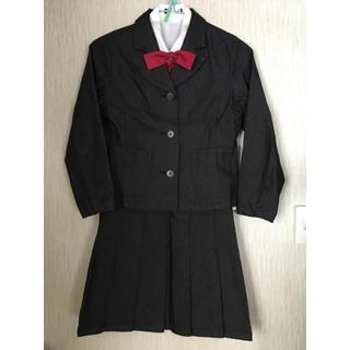 シマムラ(しまむら)の女の子スーツ3点セット140サイズ しまむら(ドレス/フォーマル)