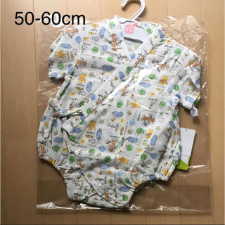 ディズニー(Disney)の【新品】ディズニー 甚平 50-60cm(甚平/浴衣)