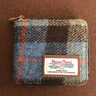 シマムラ(しまむら)のしまむら ハリスツィード 二つ折り財布(財布)