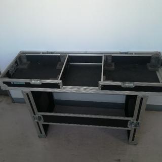 DJ 運搬可 DJケース&テーブル激安 Technics SL 1200シリーズ(ターンテーブル)