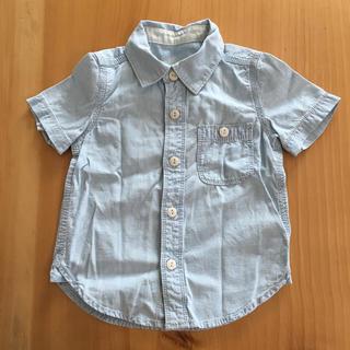 ベビーギャップ(babyGAP)のGAPシャツ 未使用(Tシャツ(半袖/袖なし))