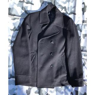 ムジルシリョウヒン(MUJI (無印良品))のMUJI Pコート 美品(ピーコート)