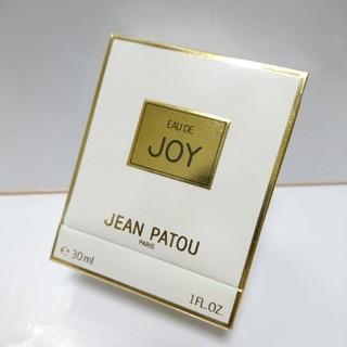ジャンパトゥ(JEAN PATOU)の 未開封 未使用 ジャン パトゥ オーデ ジョイ 30ml 送料無料(香水(女性用))