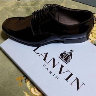 ランバン(LANVIN)のランバン パテントドレスシューズ(ドレス/ビジネス)