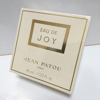 ジャンパトゥ(JEAN PATOU)の未開封 未使用 ジャン パトゥ オーデ ジョイ 45ml 送料無料(香水(女性用))