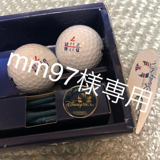 ディズニー(Disney)のゴルフ用品 東京ディズニーシー限定品 未使用 送料無料 (その他)