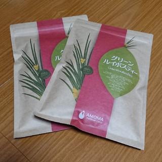 AMOMA オーガニックグリーンルイボスティー(30ティーバッグ)(茶)