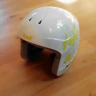 マーカー(MARKER)のMARKER ジュニア スキー用ヘルメット(50~56㎝)(その他)
