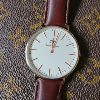 ダニエルウェリントン(Daniel Wellington)のダニエル  ウェリントン(腕時計(アナログ))