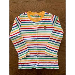 ミキハウス(mikihouse)のミキハウス ロンティー 100(Tシャツ/カットソー)