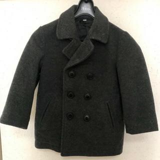 ムジルシリョウヒン(MUJI (無印良品))のPコート ピーコート(ジャケット/上着)