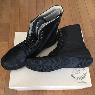 スピングルムーブ(SPINGLE MOVE)の商品名:スピングルムーヴ SPM-419  カラー:ブラック  (ブーツ)