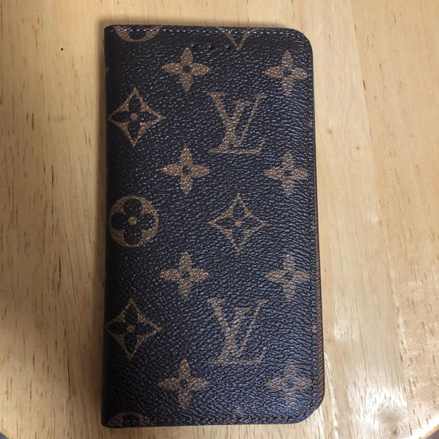 LOUIS VUITTON - LOUIS VUITTON iPhoneケースの通販 by mahi_piyo's shop|ルイヴィトンならラクマ