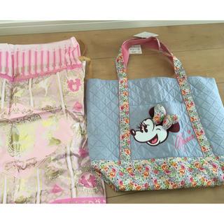 Disney - ミニーちゃん ディズニー マザーズバッグ