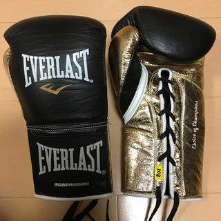 エバーラスト(EVERLAST)のエバーラスト 紐式 8オンス(ボクシング)