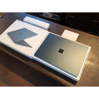マイクロソフト(Microsoft)の【美品】Surface Laptop2 256GB Corei5 メモリ 8GB(ノートPC)