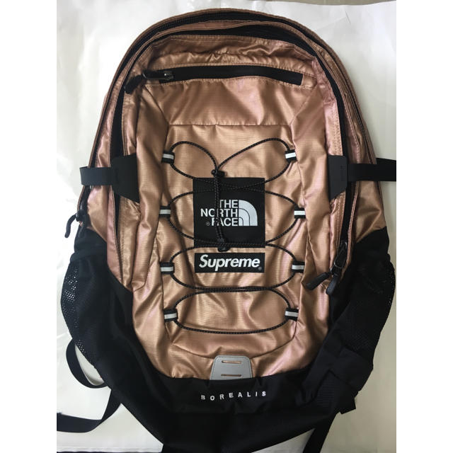 a10fe310e Supreme(シュプリーム)のsupreme the north face backpack ローズゴールド メンズのバッグ(