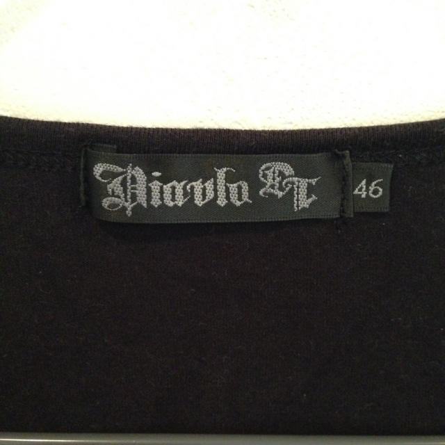 Diavlo(ディアブロ)のDIAVLO ディアブロ Tシャツ サイズL メンズのトップス(Tシャツ/カットソー(半袖/袖なし))の商品写真