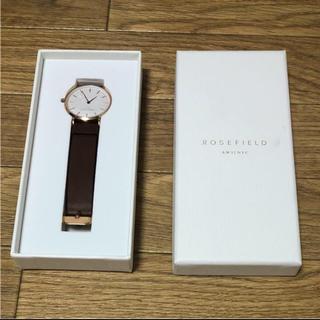 アナログクロージング(Analog Clothing)のROSEFIELD 腕時計(腕時計(アナログ))