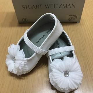 スチュワートワイツマン(Stuart Weitzman)の3〜6ヶ月 ベビーエナメルシューズ STUART WEITZMAN(フォーマルシューズ)