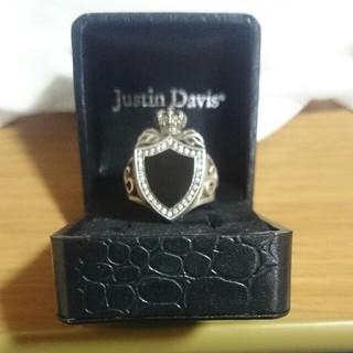 ジャスティンデイビス(Justin Davis)のJustinDavisヘリテージリング(リング(指輪))
