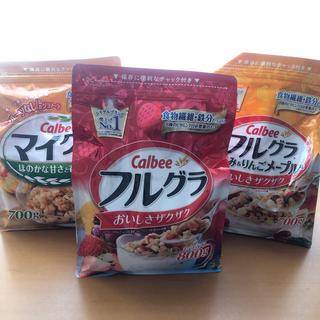 カルビー(カルビー)のカルビー フルグラ マイグラ(米/穀物)