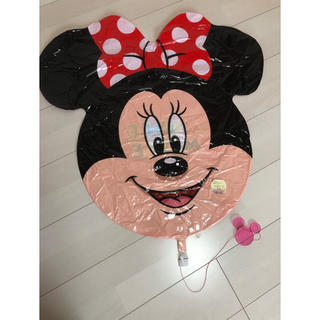 ディズニー(Disney)の294 ミニーバルーン ①(ガーランド)
