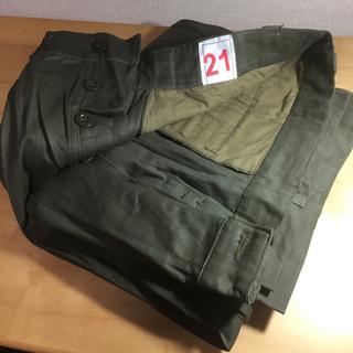 マルタンマルジェラ(Maison Martin Margiela)のm47 フランス軍 カーゴパンツ デッドストック 21(ワークパンツ/カーゴパンツ)