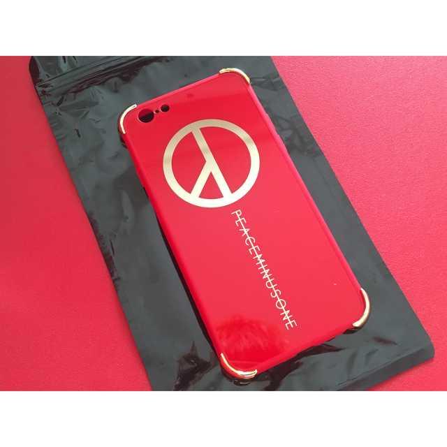 Iphone6 ケース snidel | PEACE MINUSONE iphoneケースの通販 by 商品発送3/11になります。|ラクマ